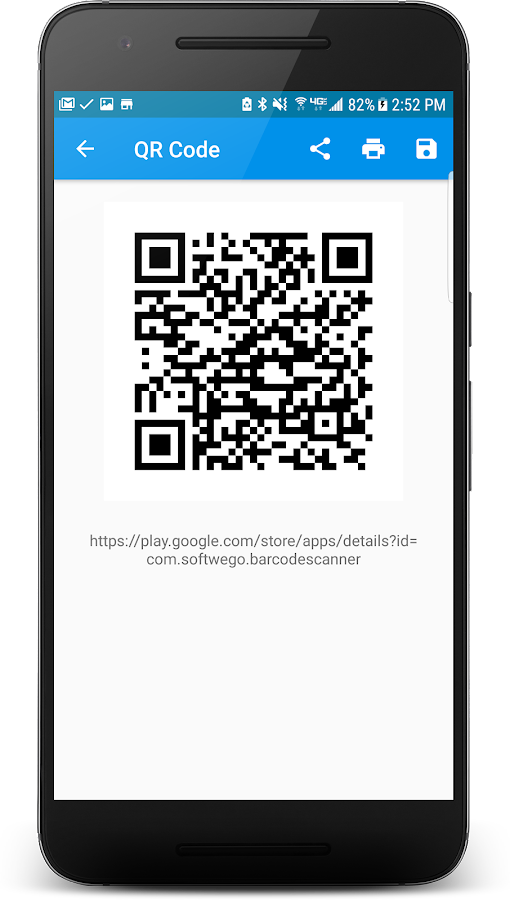SoftScan - Barcode Scanner and Price Comparison- screenshot