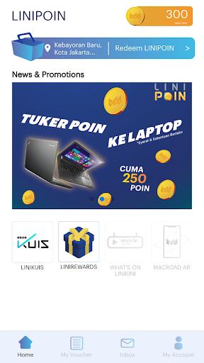 LINIPOIN u2013 Ngapain aja, dapet Poin! 2.1.1 screenshots 2