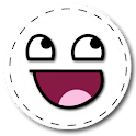 Meme Stickers for Messenger icon