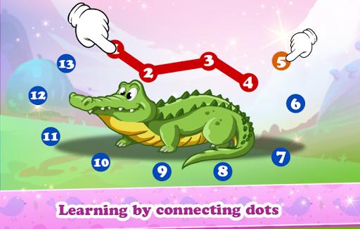 玩教育App 子供たちは、ドットを接続します免費 APP試玩