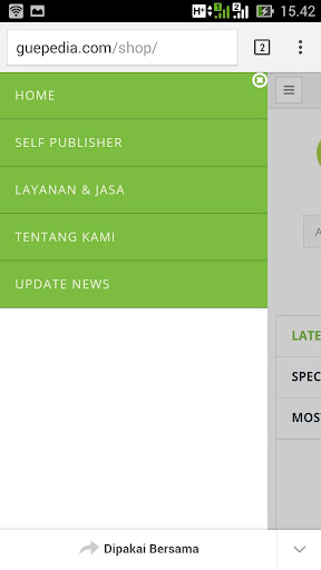 Guepedia Self Publisher Ind
