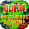 Guide for Angry Birds Action icon