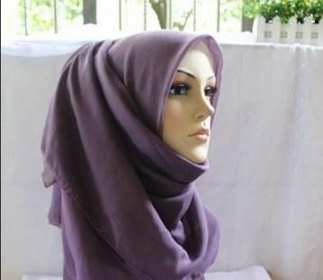 Hijab Styly krok za krokem - náhled
