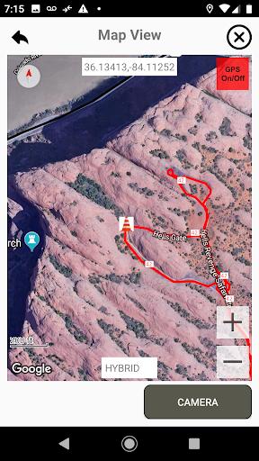 Moab ATV Jeep Trails screenshot 6