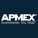Gold & Silver Spot Prices at APMEX icon