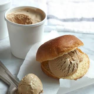 One-Step No-Churn Coffee Ice Cream.