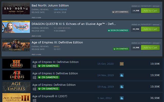 alike03's Subscription Info on Steam