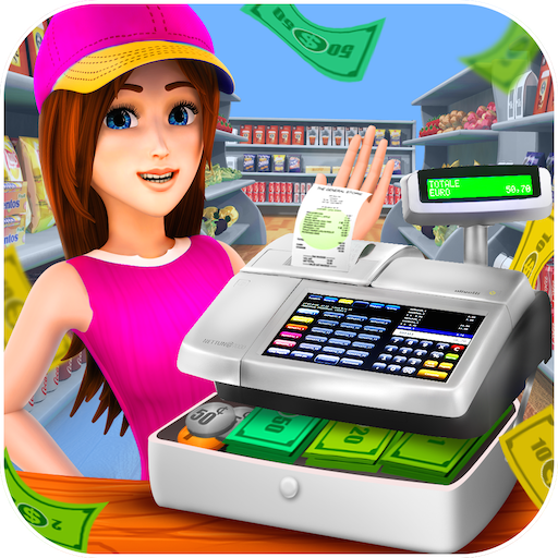 Supermarket Cash Register