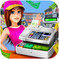 Supermarket Cash Register icon