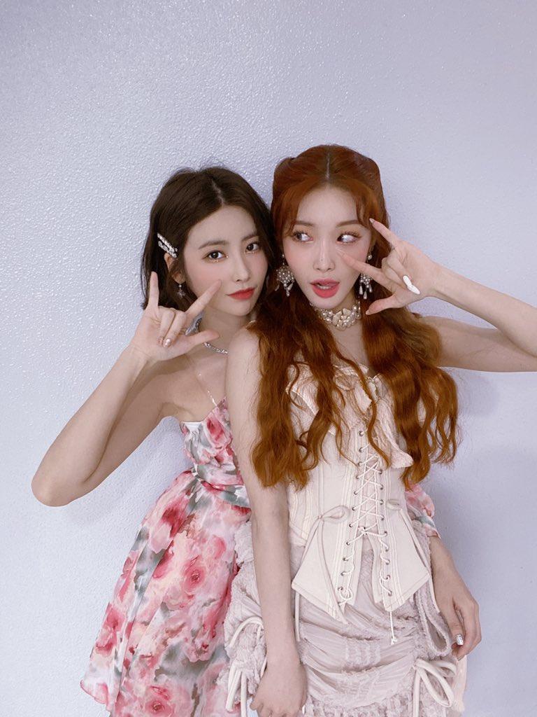 chungha huihyeon 4