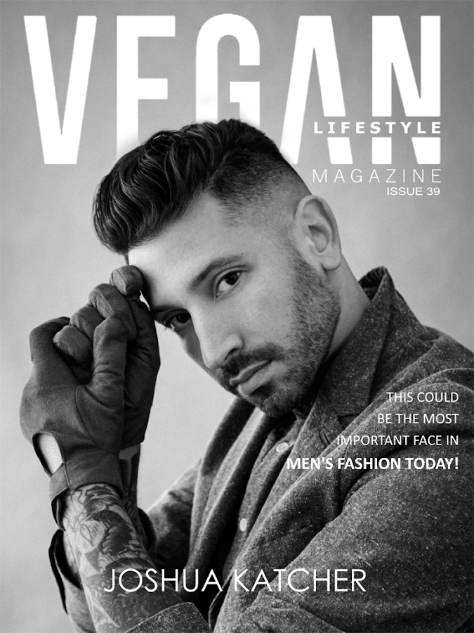 Vegan Lifestyle Magazine- screenshot