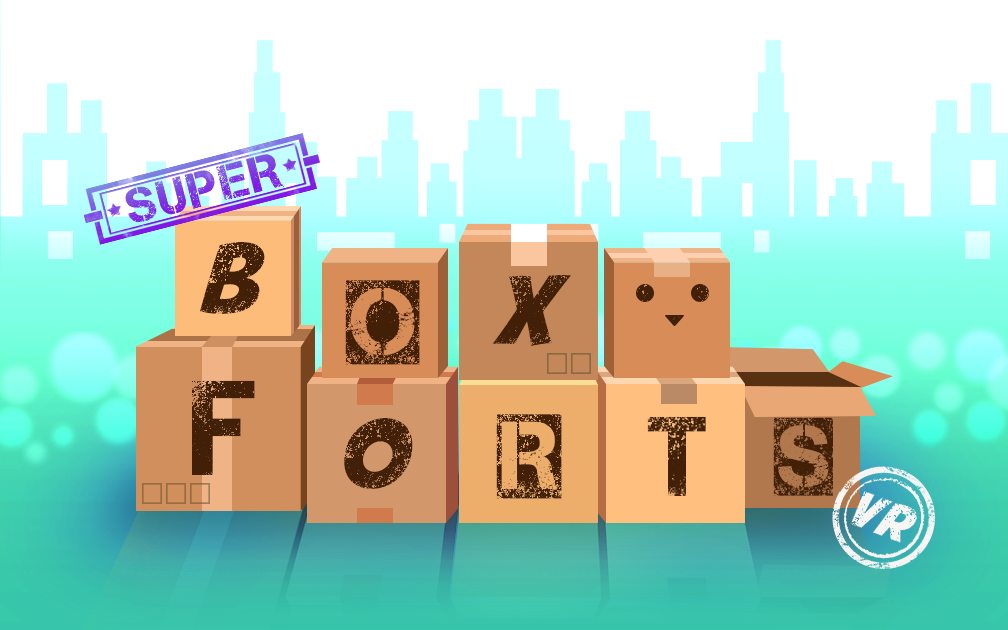 Super Box Forts VR- screenshot