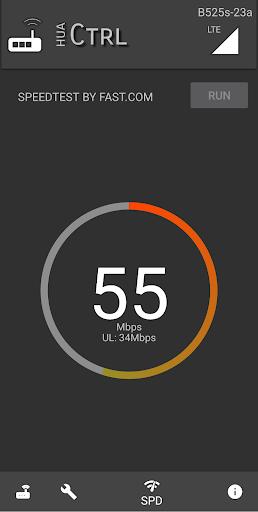 huaCtrl PRO - manage Huawei router