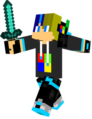 This Is My New Skin And Pls Download My Og Skin