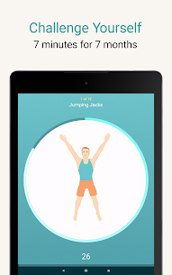 Seven – 7 Minute Workout PRO (Cracked) 6
