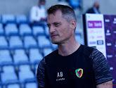 """Blessin (KVO) ziet zijn ploeg rug rechten tegen Genk: """"Na de 2-0 dacht ik: wat een klotestart van het seizoen"""""""