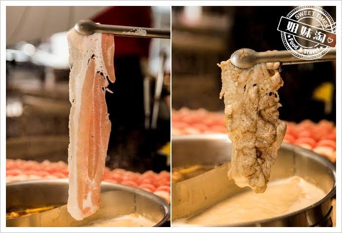 愛食鍋麻辣鴛鴦特選五花豬