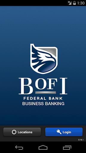 BofI Federal Bank Business