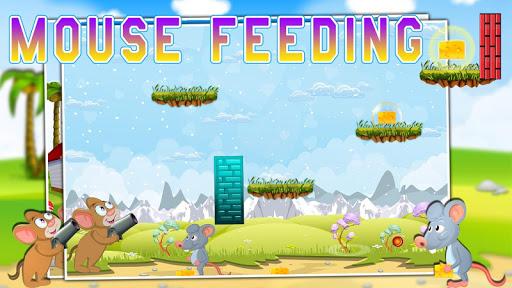 Mouse feeding
