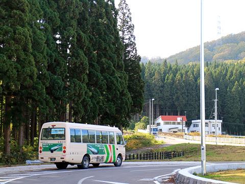 弘南バス「津軽中里~奥津軽いまべつ線」 五所川原 ・201_21