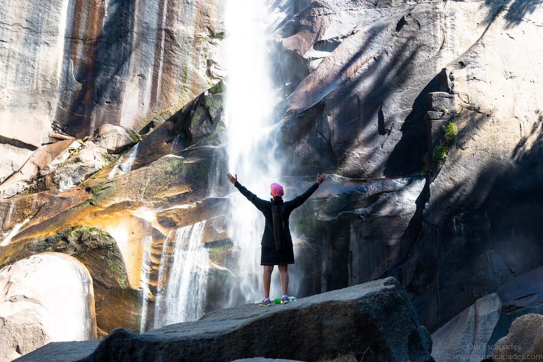 At Vernal Falls