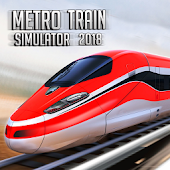 Metro Train Simulator 2018