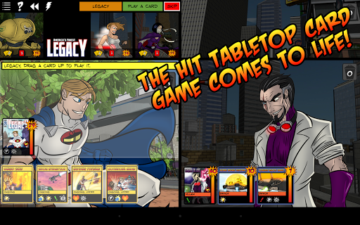 Sentinels of the Multiverse - screenshot
