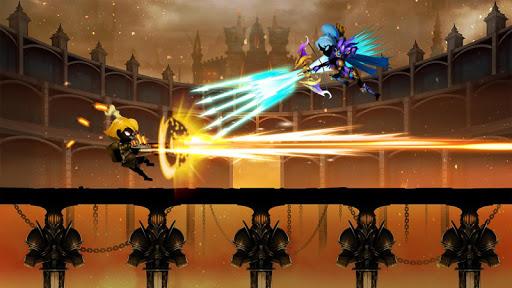 Stickman Legends: Shadow Of War Fighting Games screenshot 5