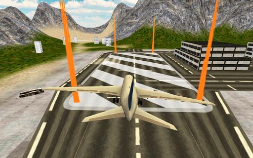 simulator penerbangan: pesawat 1.32 screenshots 4