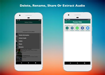 Video Editing App 2020 – Edit video on mobile 5