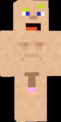 Skins minecraft nackt Skin