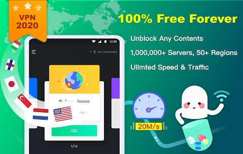 NetCapsule VPN | Free VPN Proxy, Fast VPN, Unblock 6