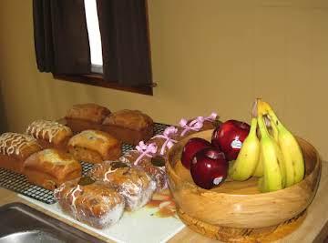 Crazy For Banana Bread