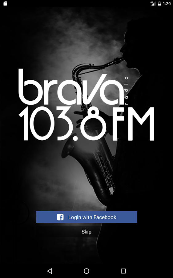 Brava Radio- screenshot