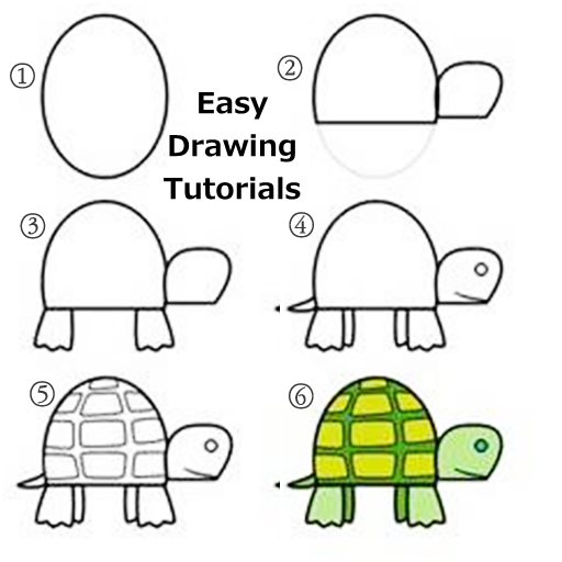 Easy Drawing Tutorials - Apps on Google Play | FREE Android