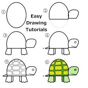 Easy Drawing Tutorials