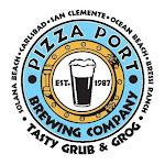 Logo of Pizza Port/Madewest Queen Of The Coast