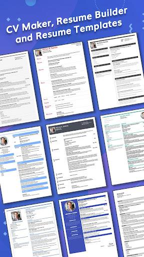 Download Cv Maker Resume Builder And Resume Templates Free For