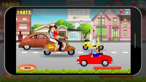 kissing game - kiss your girlfriend screenshot 3
