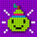 Qixel : Pixel Art Maker Free icon