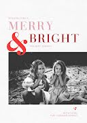 Merry & Bright Wishes - Christmas Card item