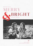 Merry & Bright Wishes - Christmas item