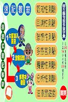 Screenshot of 油漆式速記法-超左腦句型多益字彙試用版