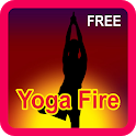 Yoga Fire - Yoga for Beginners icon