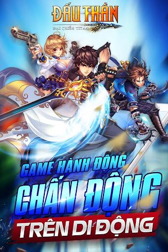 Đấu Thần - Loan Dau Chien Than