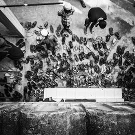by Ashif Hasan - Black & White Street & Candid (  )