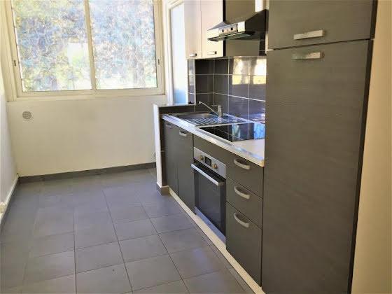 Location appartement 3 pièces 63,59 m2