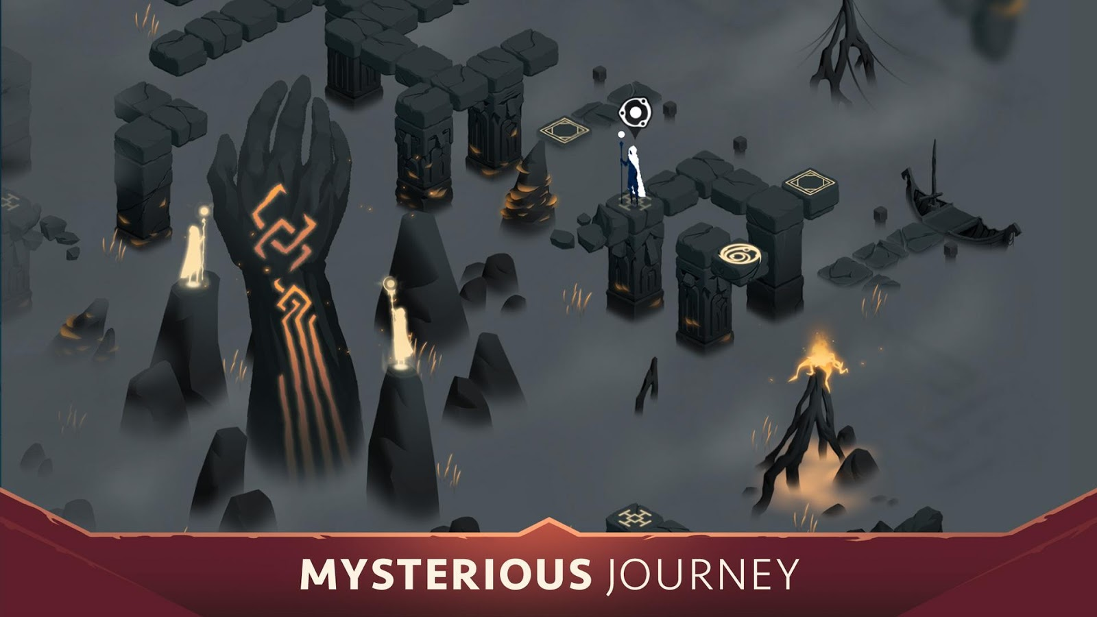 Ghosts of Memories - Adventure Puzzle Game- screenshot