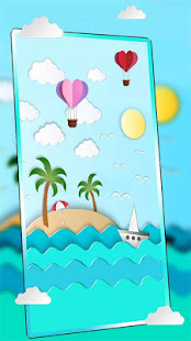 App 3D Wallpaper paper land Free APK for Windows Phone