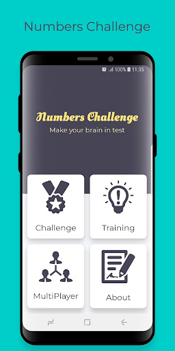 Numbers Challenge - Educational Game 1.2.1 de.gamequotes.net 1